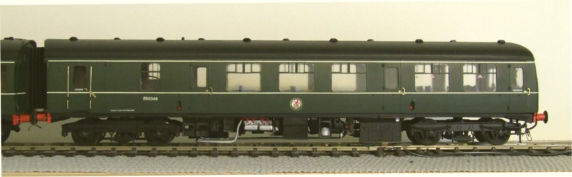 Easybuild Cravens Class 105 Dmu